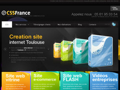 Agence web Créations Solutions Services France