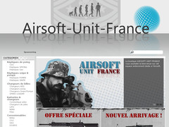 Airsoft Unit France