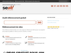 Détails : Referencement de sites Seoh!